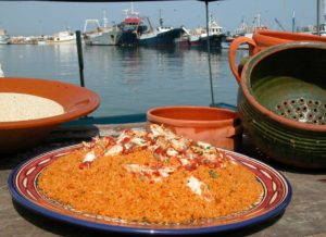 cous-cous trapani bed and breakfast mare